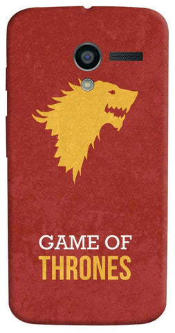 Game of Thrones Motorola Moto X Case
