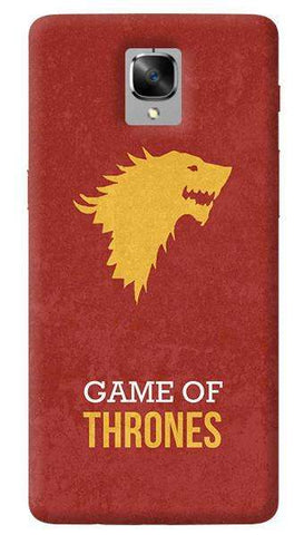 Game Of Thrones Oneplus 3/ 3T Case