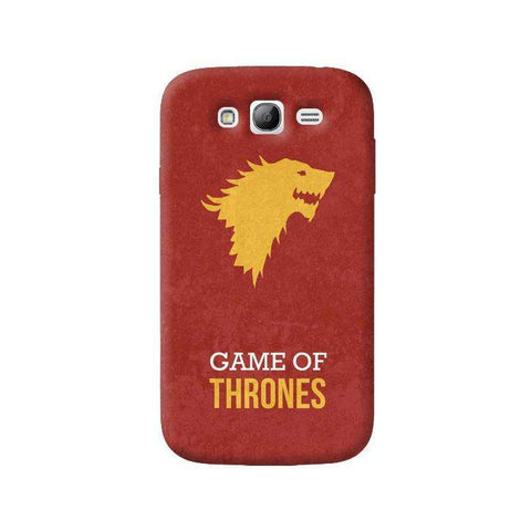 Game Of Thrones Samsung Galaxy Grand Case