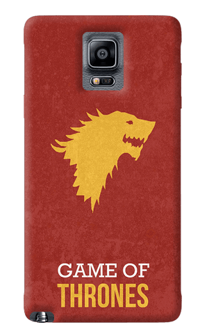 Game of Thrones Samsung Galaxy Note 4 Case