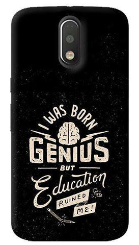 Genius Motorola Moto G4/ G4 Plus Case