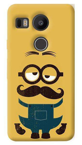 Gentleminion   Nexus 5X Case