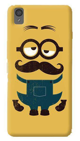 Gentleminion   Oneplus X Case
