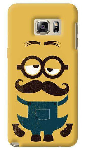 Gentleminion  Samsung Galaxy Note 5 Case