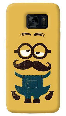 Gentleminion  Samsung Galaxy S7 Edge Case