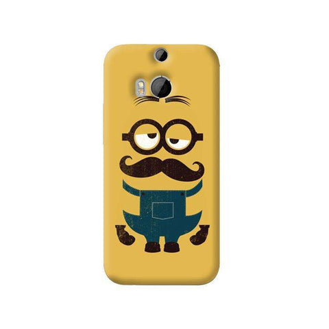 Gentleminion HTC One M8 Case