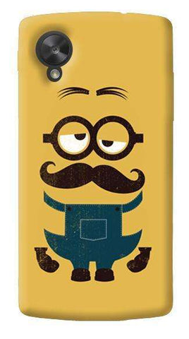 Gentleminion LG Nexus 5 Case