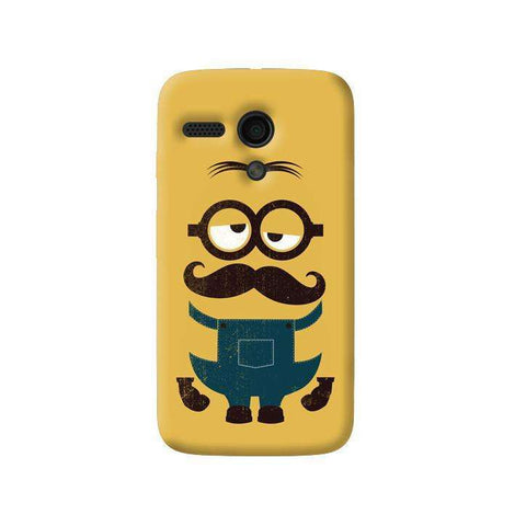 Gentleminion Moto G Case