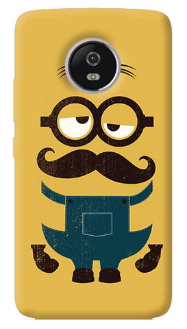 Gentleminion Motorola Moto G5 Plus Case