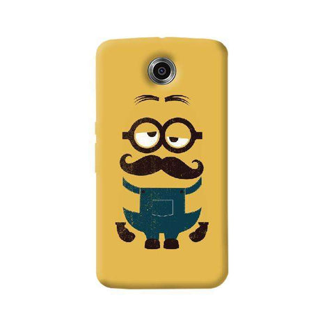 Gentleminion Nexus 6 Case