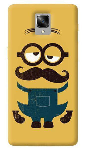 Gentleminion Oneplus 3/ 3T Case
