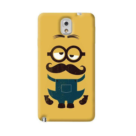 Gentleminion Samsung Galaxy Note 3 Case