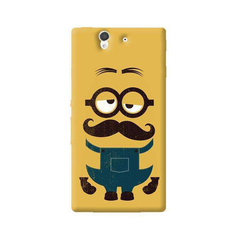 Gentleminion Sony Xperia Z Case