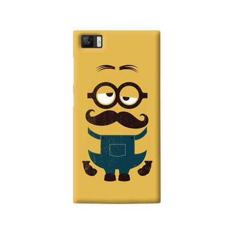 Gentleminion Xiaomi Mi3 Case