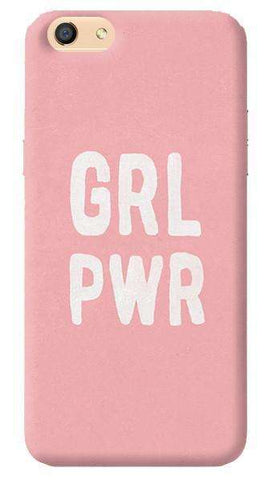 Girl Power Oppo F3 Case