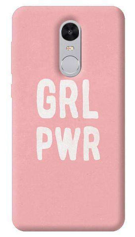 Girl Power Xiaomi Redmi Note 4 Case