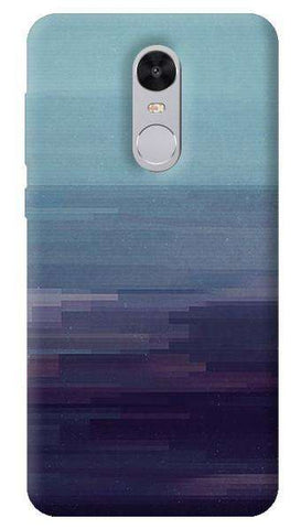 Glitched Xiaomi Redmi Note 4 Case