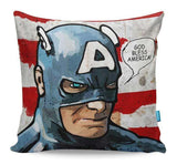God Bless America Cushion Cover