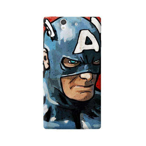 God Bless America Sony Xperia Z Case