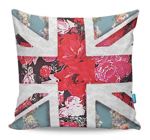 God Save The Queen Cushion Cover