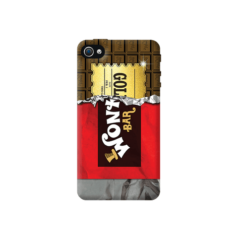Golden Ticket Apple iPhone 4/4S Case