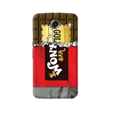Golden Ticket Nexus 6 Case