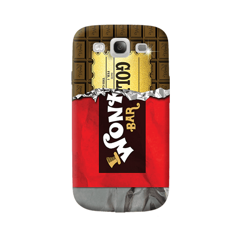 Golden Ticket Samsung Galaxy S3 Case