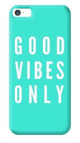 Good Vibes Only iPhone 5/5S Case