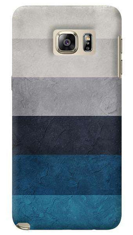 Greece Hues  Samsung Galaxy Note 5 Case