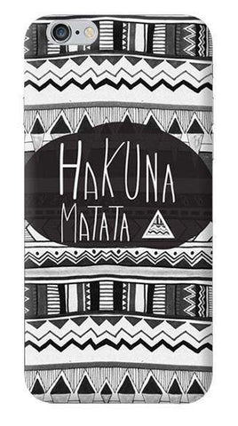 Hakuna Matata Apple iPhone 6/6S Case