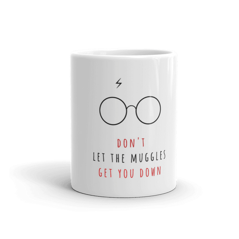 Harry Potter Minimal Coffee Mug