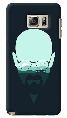 Heisenberg  Samsung Galaxy Note 5 Case