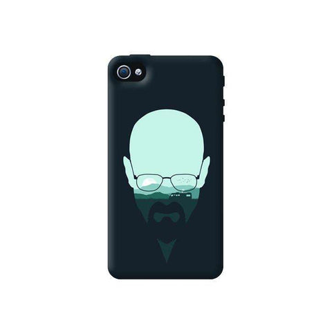 Heisenberg Apple iPhone 4/4S Case
