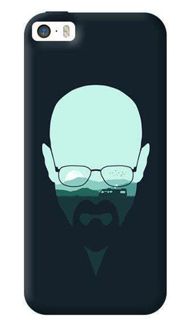 Heisenberg Apple iPhone 5/5S Case