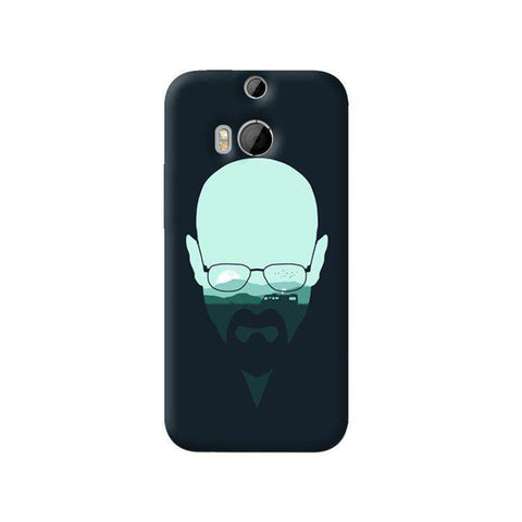 Heisenberg HTC One M8 Case