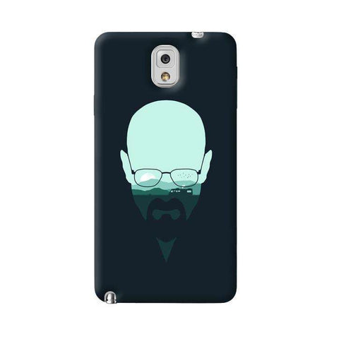 Heisenberg Samsung Galaxy Note 3 Case