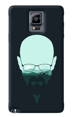 Heisenberg Samsung Galaxy Note 4 Case
