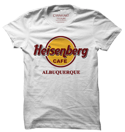 Heisenberg's Cafe T-Shirt