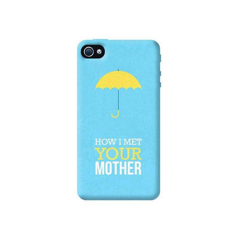 HIMYM Apple iPhone 4/4S Case