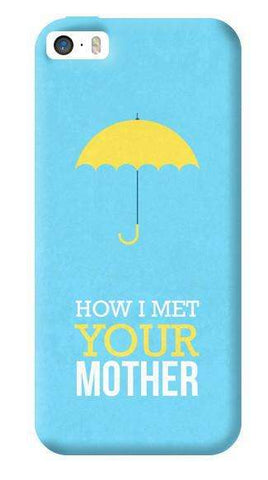 HIMYM Apple iPhone 5C Case