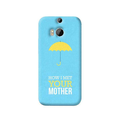 HIMYM HTC One M8 Case