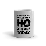 Ho Ho Ho Coffee Mug