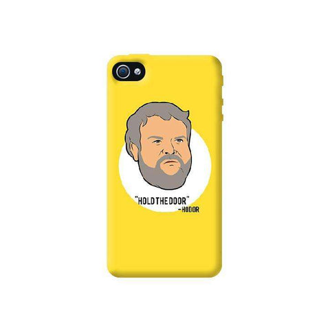 Hodor  Apple iPhone 4/4S Case