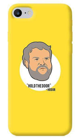 Hodor iPhone 7 Case