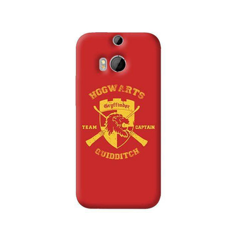 Hogwarts   HTC One M8 Case