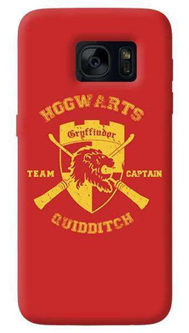 Hogwarts  Samsung Galaxy S7 Edge Case