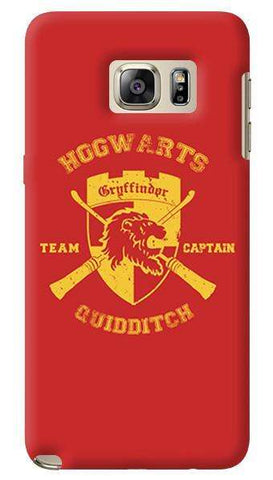 Hogwarts Samsung Galaxy Note 5 Case