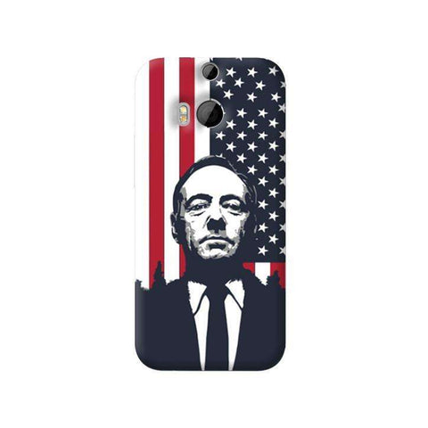 House Of Cards   HTC One M8 Case