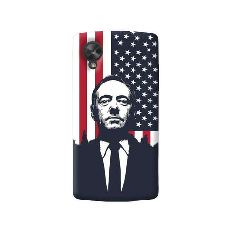 House Of Cards   LG Nexus 5 Case