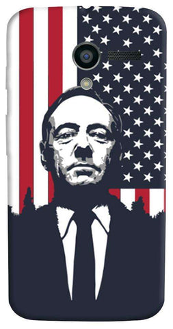 House Of Cards   Motorola Moto X Case